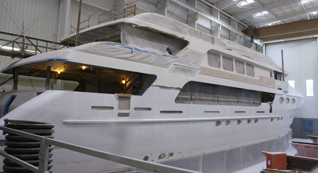 Henry Luken May Acquire Christensen Shipyards Assets