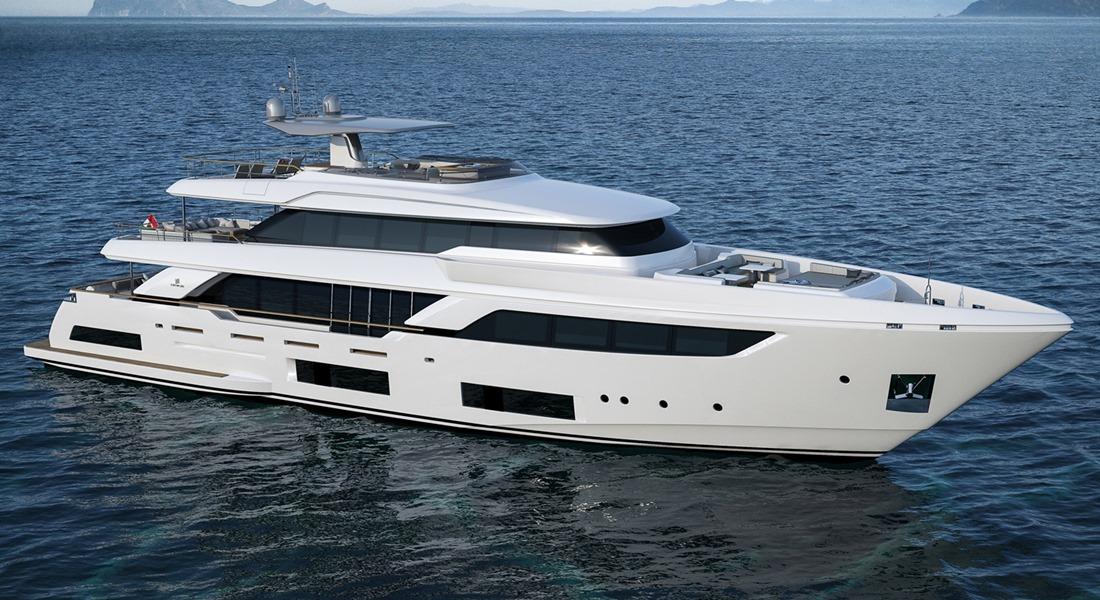 Custom Line Navetta 37 Coming In 2016 Megayacht News
