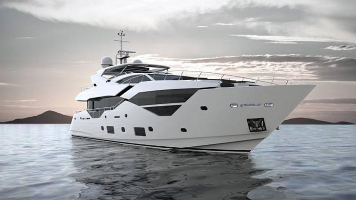 Sunseeker 116 Yacht In Build For 2016 Premiere Megayacht News