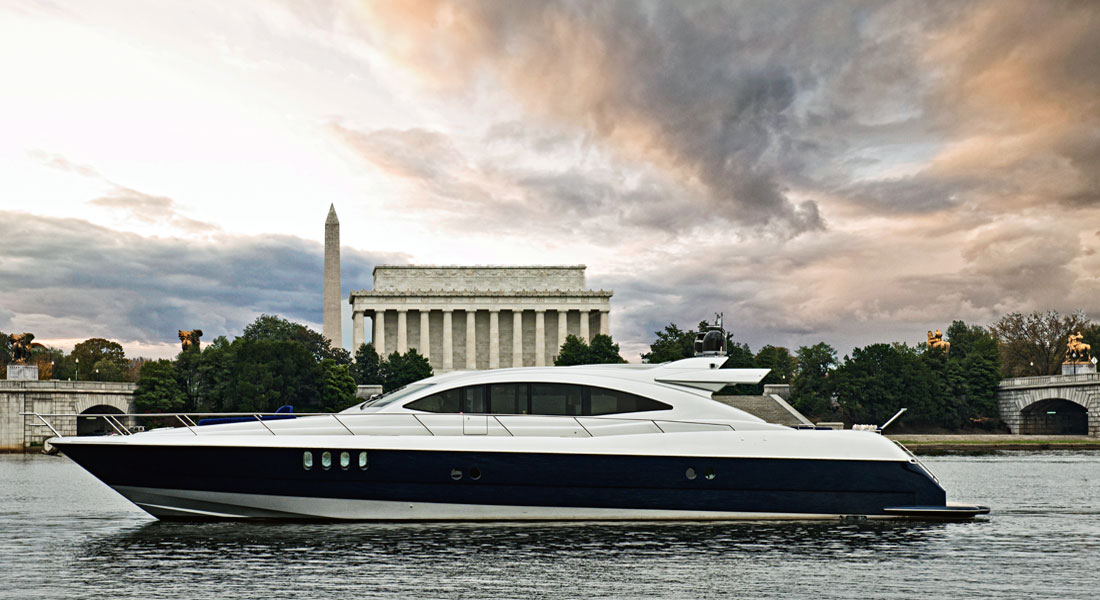 Superyacht Destination Guide Washington DC Megayacht