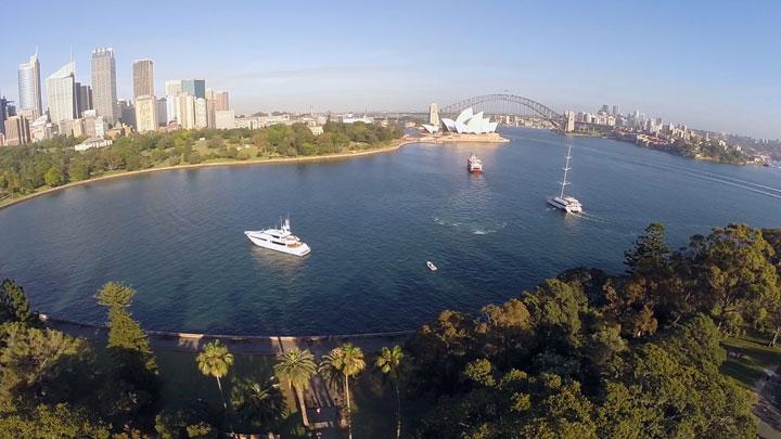 Superyacht Destination Guide Sydney Megayacht News