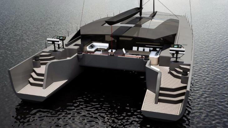 MC90 Cat McConaghys New Sailing Catamaran Series