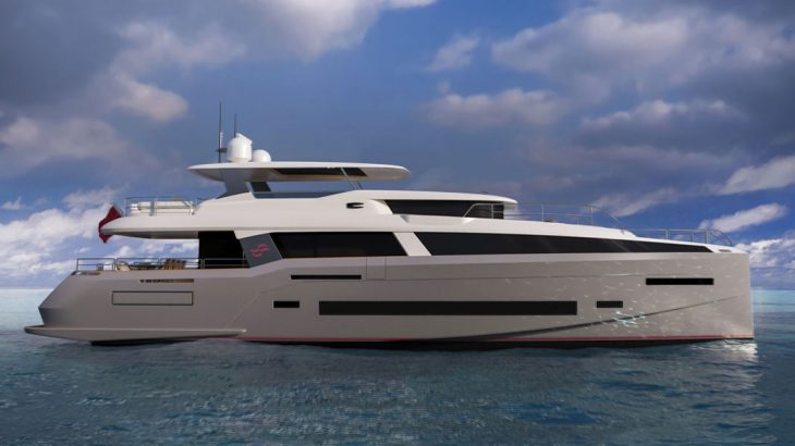 Sirena 85 Sets Turkish Builders Sights On Megayacht
