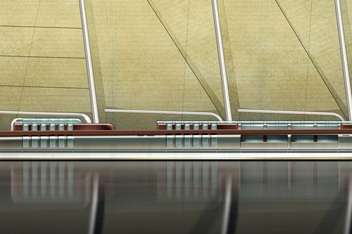 Dream Symphony To Become Worlds Largest Sailing Yacht