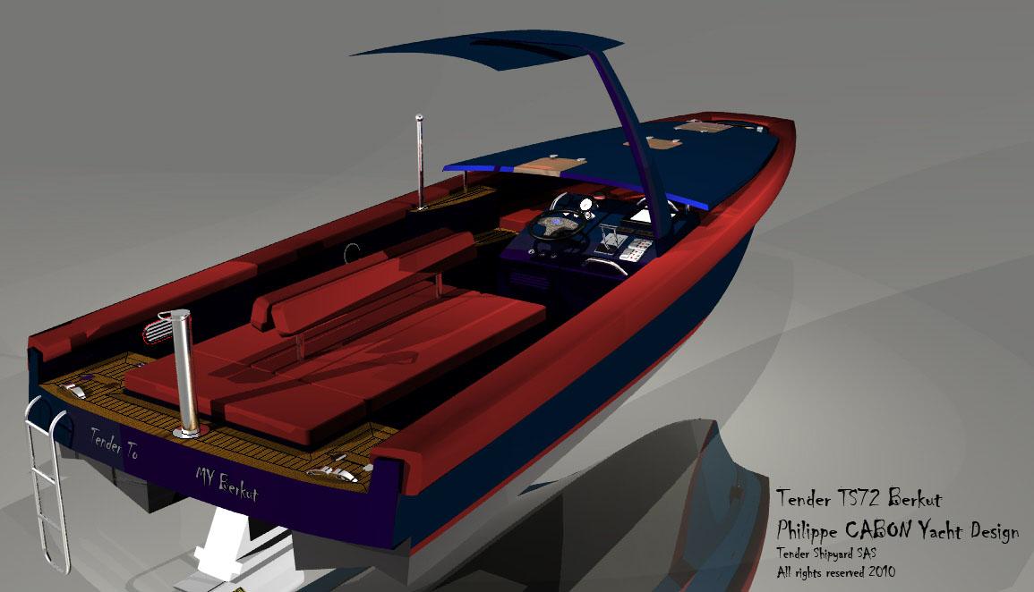Introducing Tender Shipyard Megayacht News