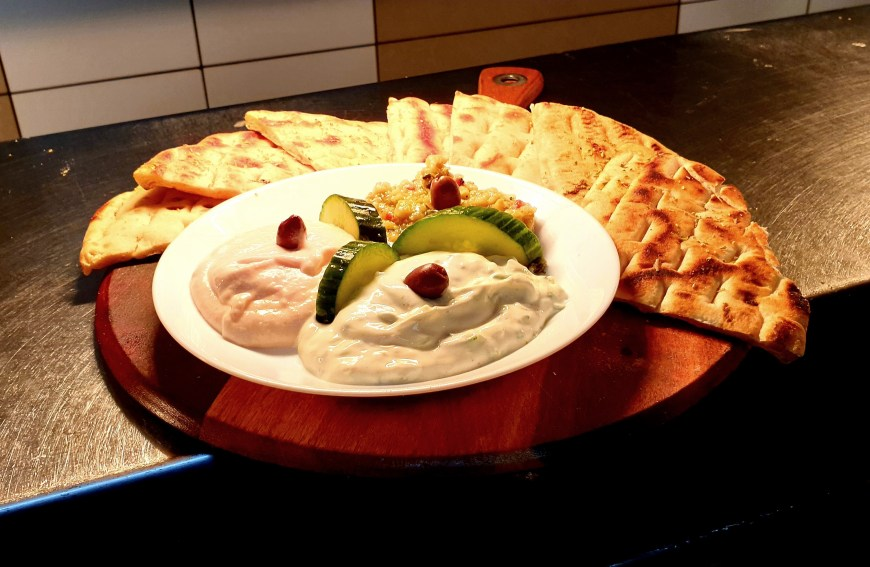 Home-Made Dips