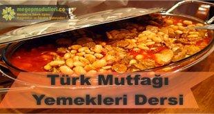 turk mutfagi yemekleri dersi megep modul