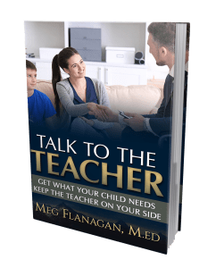 Talk to the Teacher is the essential guide to school success for Busy Parents