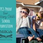 Make your next school change PCS proof when you follow this plan!