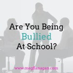 Feel Like the School Is Being a Bully? They Might Be!