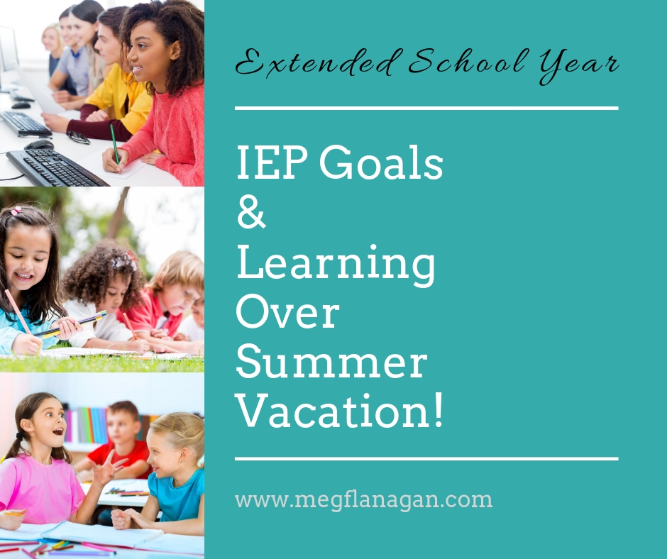 Keep learning going for your child with an IEP during the extended school year or ESY. Learn more about how you qualify!