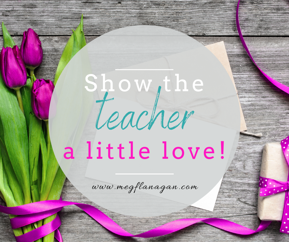 Make the teacher happy with these quick and easy virtual presents!