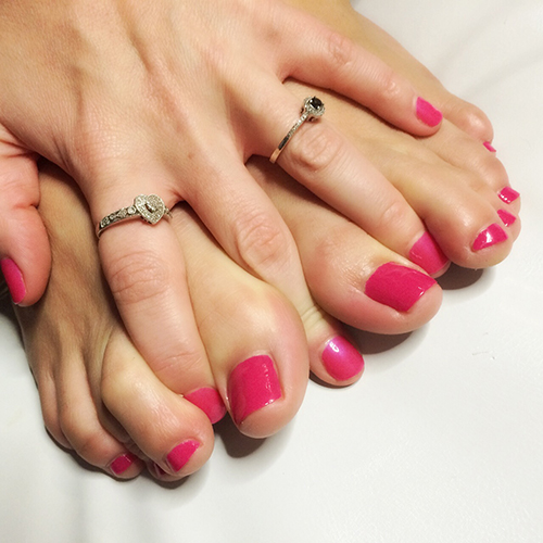 foot obsession