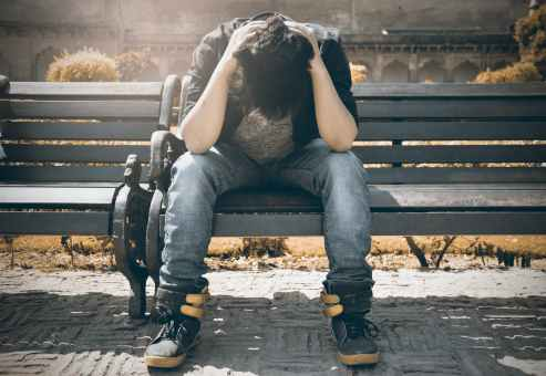 Depression in Covid-19. Photo Courtesy Inzmam Khan on Pexels.com