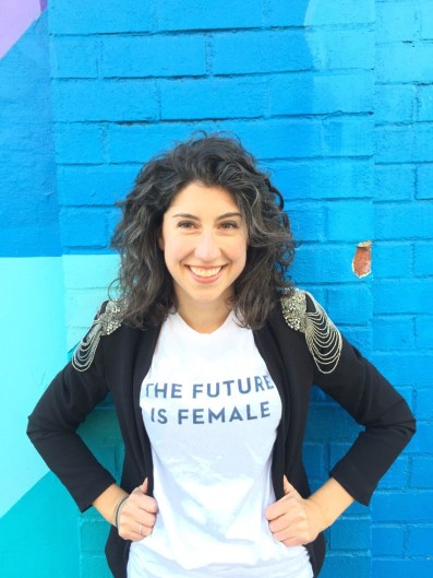 Meg Duffy, career coach for women in tech