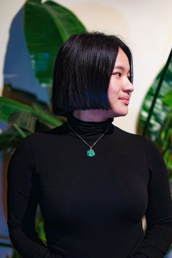 Today's Role Model is Fanny Luor. Fanny is an illustrator at Dropbox.