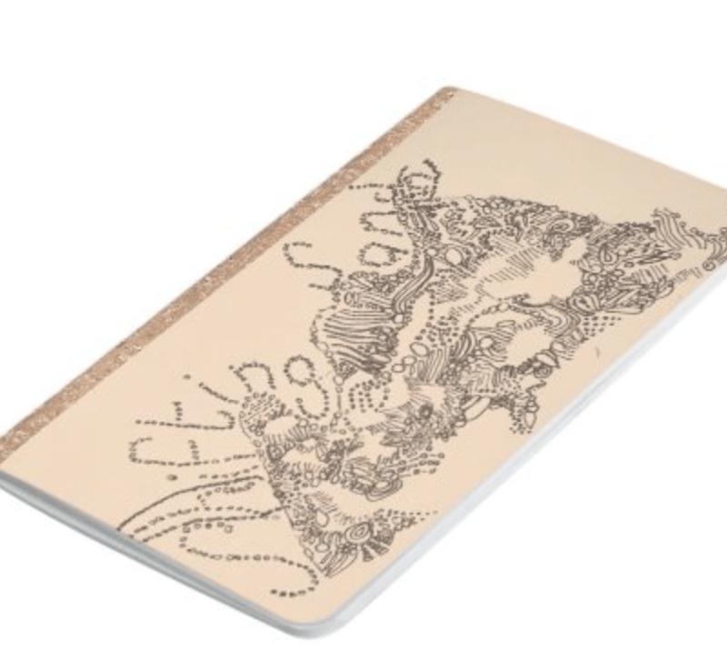 shifting sands sketchbook