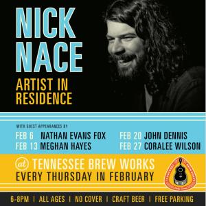 Nick Nace Residency