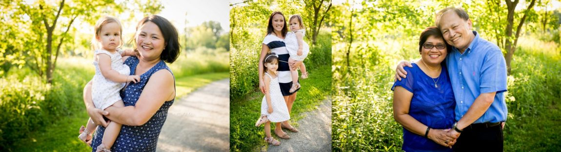 Rochester Michigan Family Photographer, Oakland County Family Photographer, Extended Family Photo Session, Rochester Hills Michigan Children Photographer, Meghan Mace Photography