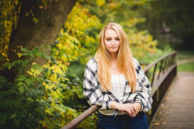 Rochester Michigan High School Senior Photographer