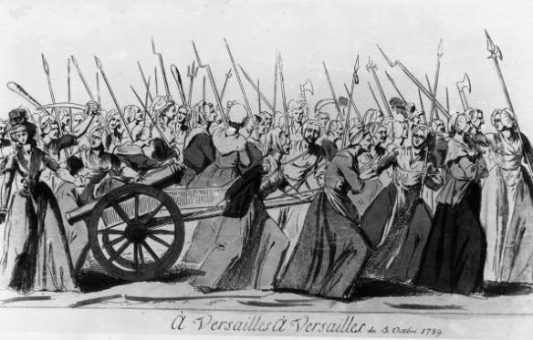 march on versailles