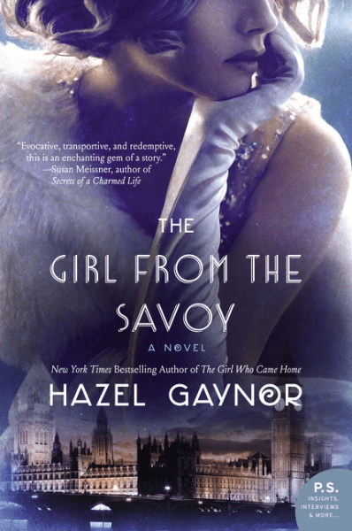 Also, the cover is gorgeous.