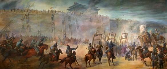 genghis army