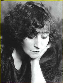 Colette, the author of Gigi.