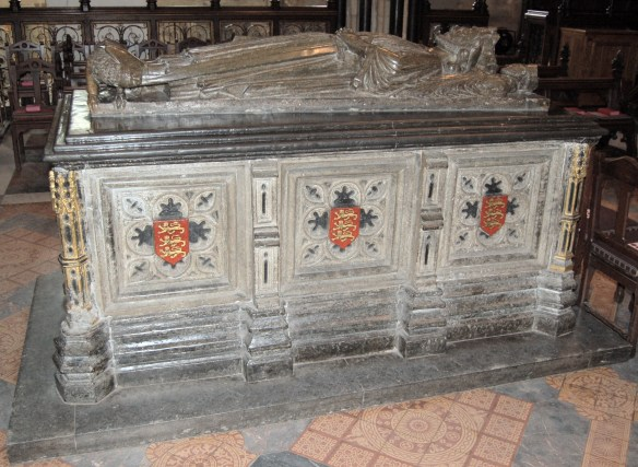 king_johns_tomb