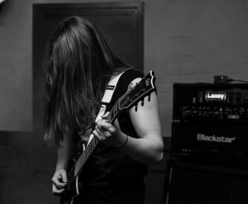 Alex Telffer - Guitar