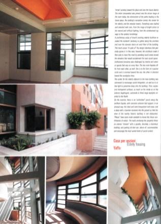 Rick Meghiddo, Ruth Meghiddo, Meghiddo Architects, www.architectureawareness.com , www.rick-RE.com , www.naturaltowergarden.com , L'Architettura, Bruno Zevi, Housing for the Elderly, Senior Housing, Jaffa, Israel