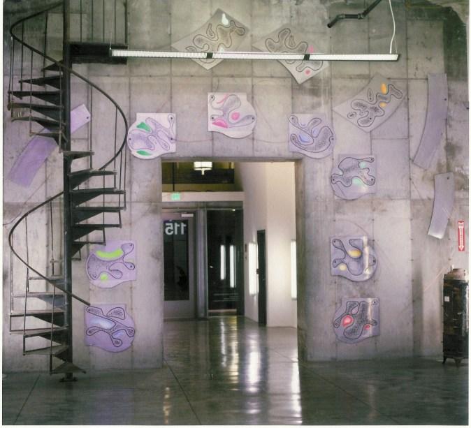 Installation lobby-Walker