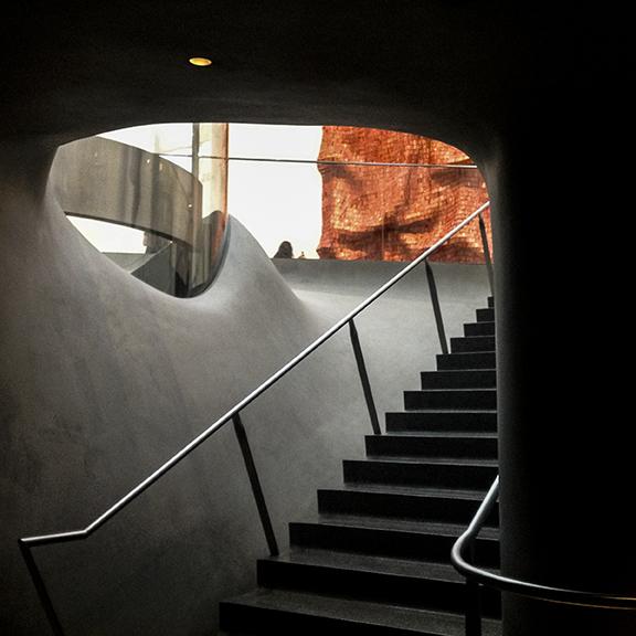 Ruth Meghiddo - Stairs 2