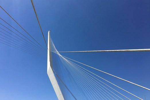 Calatrava, Jerusalem, Bridge of Strings, Rick Meghiddo