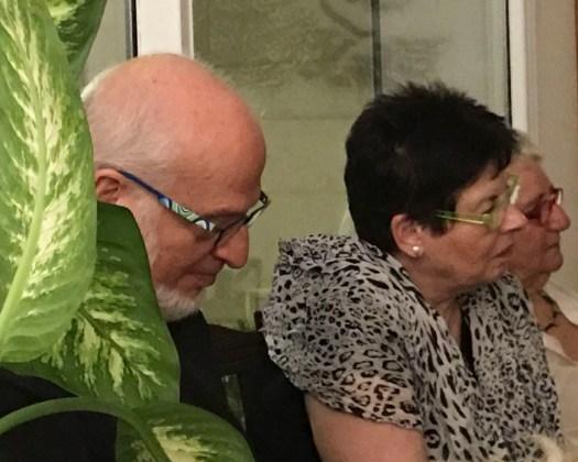 Yehuda Stav, Edna Stav, Rick meghiddo