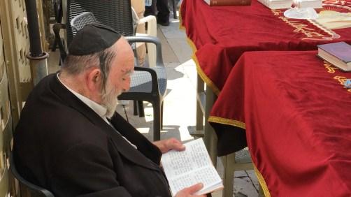 Preyer, Jerusalem, Rick Meghiddo