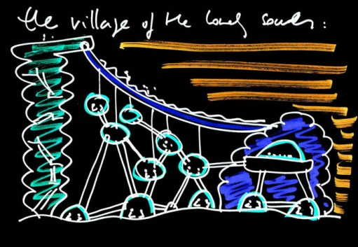 Village of Lonely Souls 1991