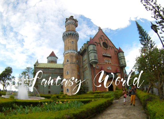 Fantasy World: An Abandoned Theme Park In Lemery, Batangas