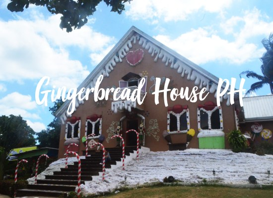 Gingerbread House PH: A Must See Spot in Alfonso, Cavite