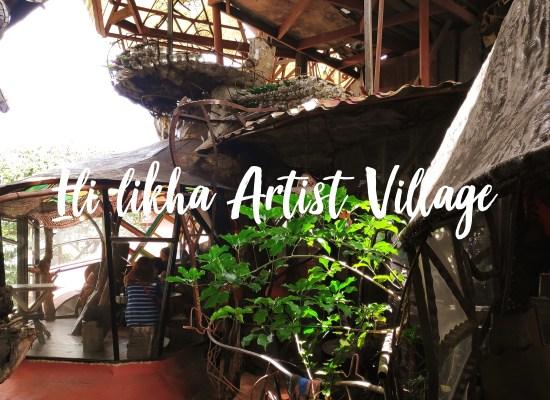 Ili-likha Artist Village: A Food and Art Hub In Baguio City