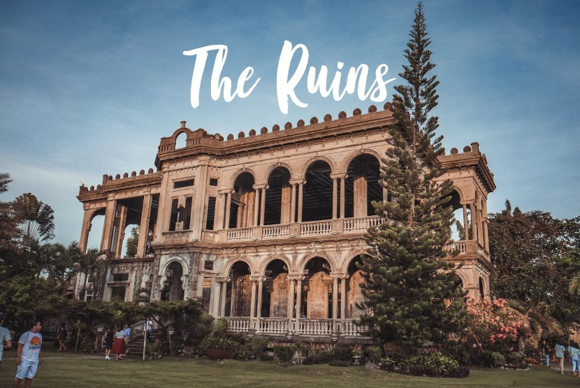 Visiting The Ruins: The Taj Mahal of Negros