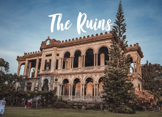 Visiting The Ruins: The Taj Mahal of Negros