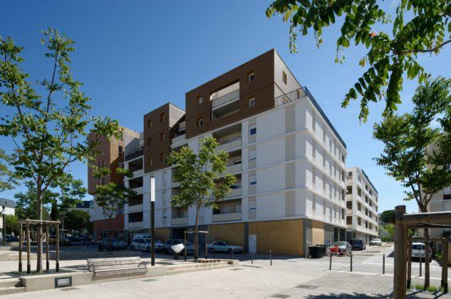 Residence ELAIA-65 logements-MONTPELLIER