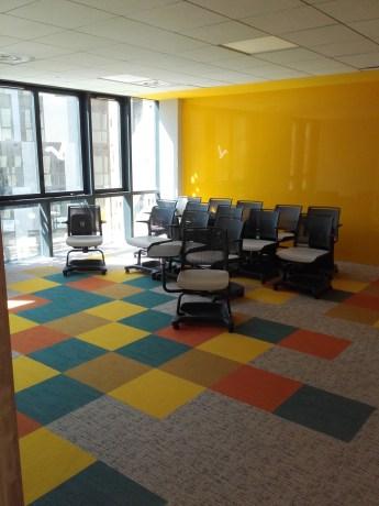 Salle de créativité