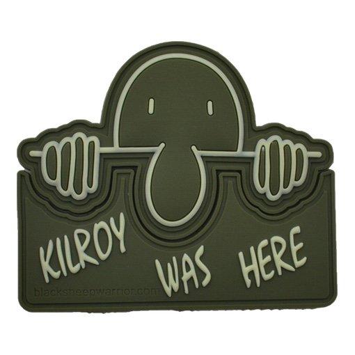 Kilroy Soft PVC Patch