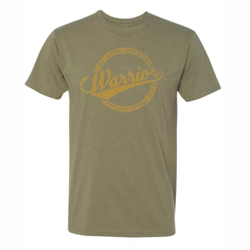 Vintage Warrior Tee Light Olive