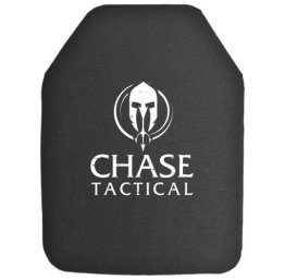 Chase Tactical 4SAS15 Level IV Rifle Plate (Single Curve)