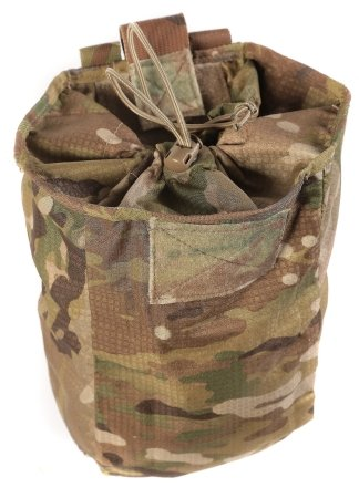 Raine Tactical SOF Dump Pouch Closed