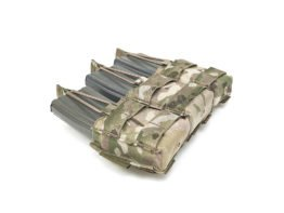 Triple Snap Mag Pouch for M4 mc