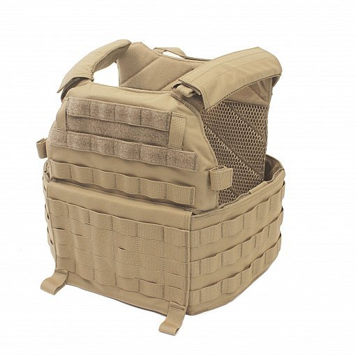 WARRIOR ASSAULT SYSTEMS DCS Releasable Plate Carrier Coyote